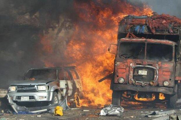 Теракт-Сомали