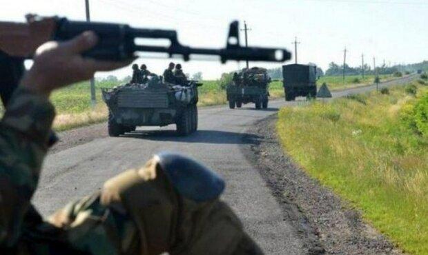 Донбасс, войска