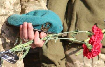 Стало відоме ім'я ще одного українського військового, який потрапив у засідку бойовиків на Донбасі
