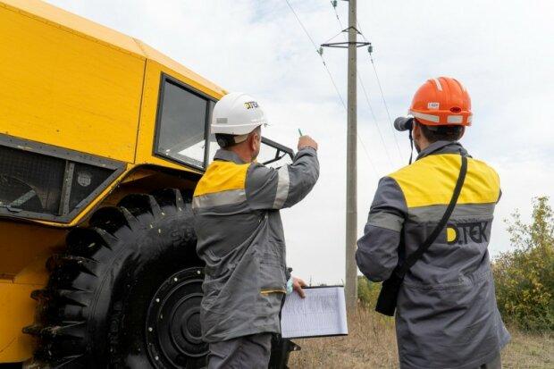 У Київській області протестували всюдиходи для ремонту електроліній