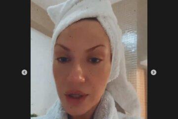 """Леся Никитюк в гримерке показала, как умеет потрепать нервы: """"Помогите, спасите!"""""""