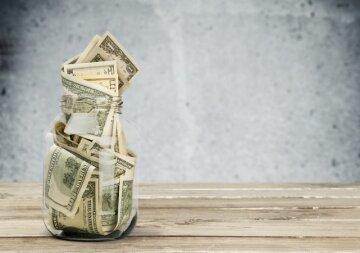 доллар, деньги, курс валют в Украине, валюта