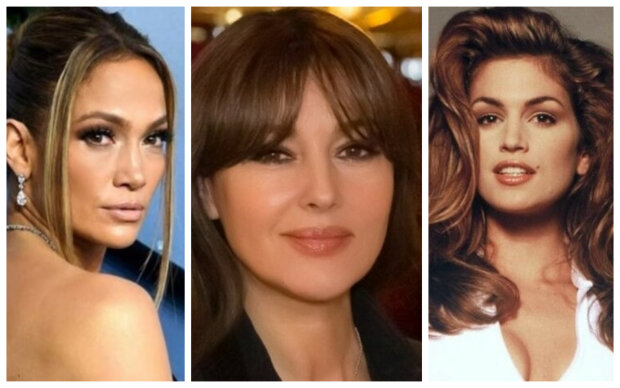 Джей Ло, Беллуччи, Кроуфорд и другие звезды за 50, которые дадут фору молодым: топ соблазнительных красоток