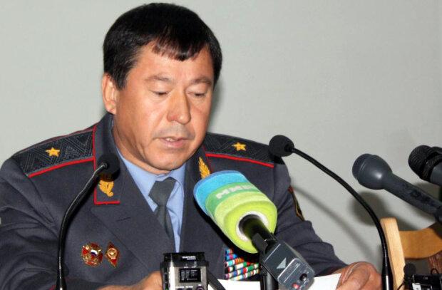 министр внутренних дел Таджикистана Рамазон Рахимзода