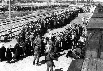 фашизм, нацизм, концлагерь