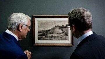 Находка века: обнаружены картины всемирно известного художника