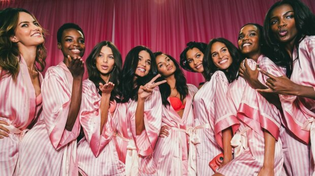Victoria's Secret, виктория сикрет, викториа секрет, модели