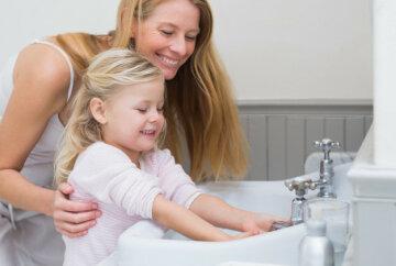 мыть руки, гигиена