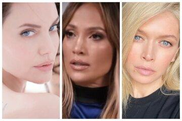 Як виглядали Анджеліна Джолі, Дженніфер Лопес, Брежнєва та інші зірки в дитинстві: топ фото з минулого
