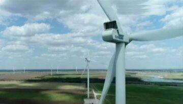 зелена енергетика, вітрові електростанції
