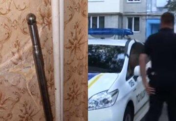 Розлючений пенсіонер побив дружину залізною палицею до втрати пульсу: деталі трагедії в Миколаєві