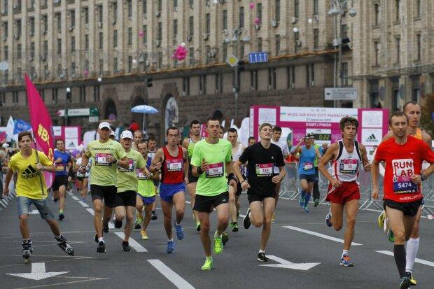 Киев марафон