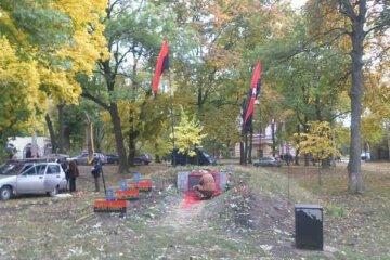 УПА памятник