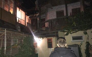 В Одессе обрушился еще один дом: кадры и подробности ЧП