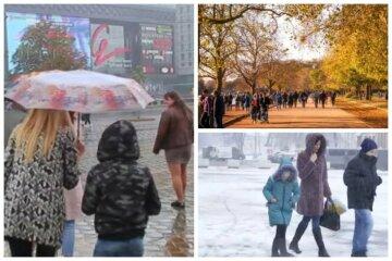 Ударят морозы до -5 и обрушатся снегопады: синоптики предупредили о резкой смене погоды в Украине