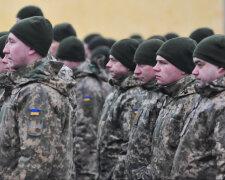 всу армия боец военный