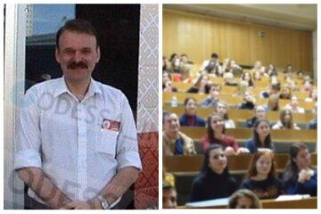 """Одеський викладач публічно образив українську мову: """"Я не розумію вашу псячу мову"""""""