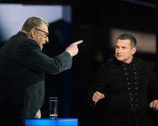 Владимир Жириновский и Владимир Соловьев