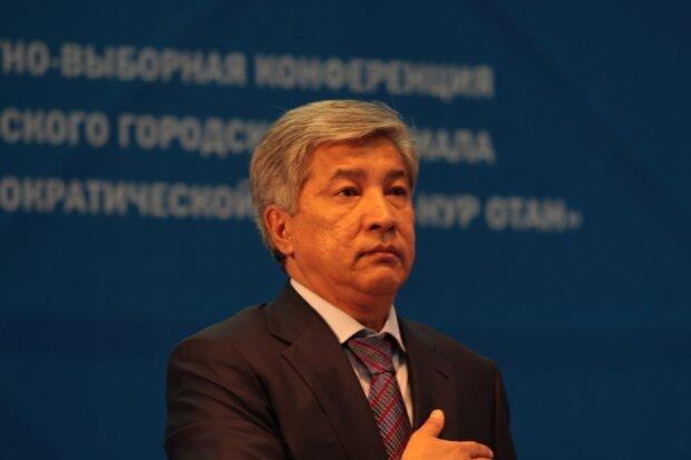 Тасмагамбетов Имангали, министр обороны казахстана