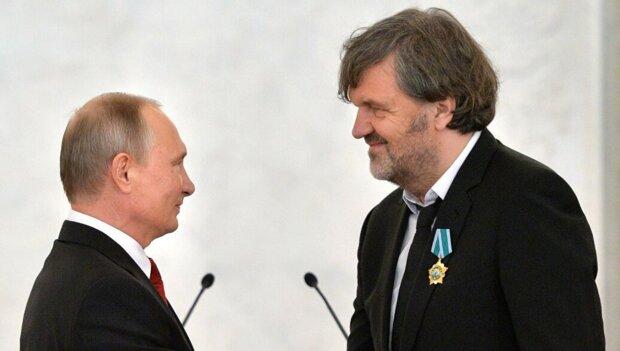 """Кустуріца перекинув гріхи Путіна на Трампа: """"Сьогодні на Заході..."""""""