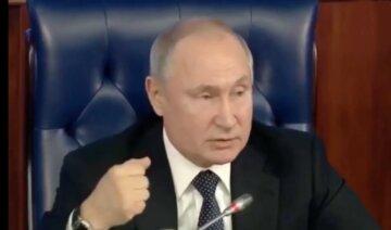 Владимир Путин скрин