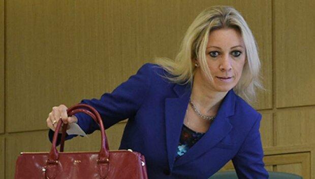 Украинцы высмеяли «дальнюю» поездку Захаровой: Ищет новые поставки «снега»