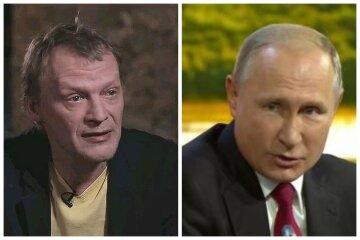 """Серебряков указал на главный порок Путина: """"Бесконечное вранье и..."""""""