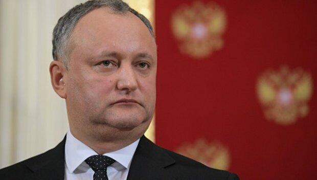 президент, Молдова