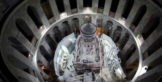 Археологи раскрыли секрет гроба Христа (фото, видео)