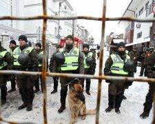 Решетка полиция