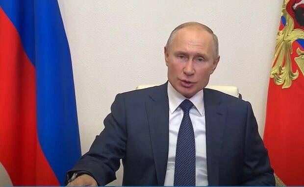 Путин оправдался за кражу Крыма у Украины: «Это было справедливо»
