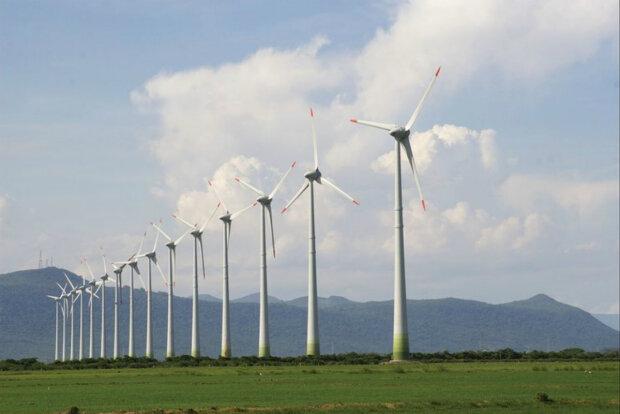 ветряки, возобновляемая энергия