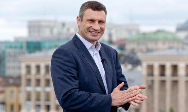 Кличко-мэр
