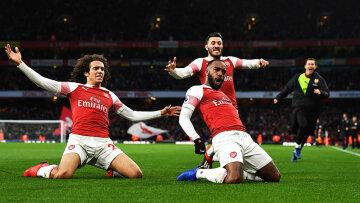 Алкоголь и веселящий газ: игроки Арсенала угодили в грандиозный скандал