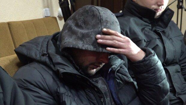 Харьковчанин, оставивший таксиста без ног, предстанет перед судом: «перспективы мрачные»