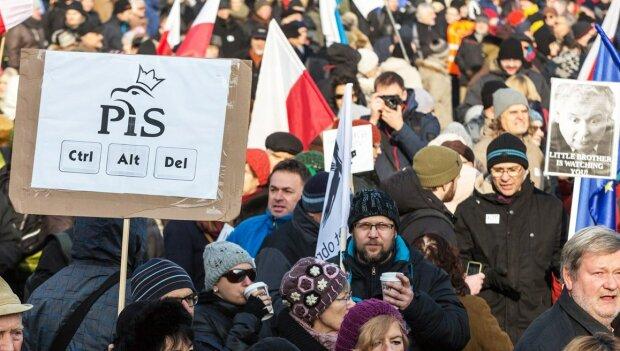 Польша, протесты