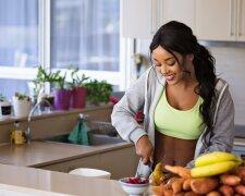 тренировки, продукты, еда, питание
