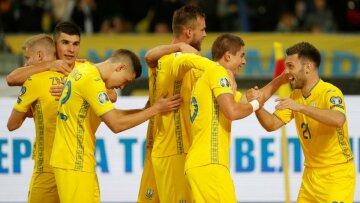 """Сборная Украины отметилась невероятным достижением: """"В пятерке лучших"""""""