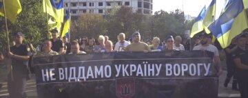 Нацкорпус звернувся до Верховної Ради із закликом не визнавати результати виборів до Держдуми РФ