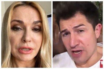 """Сумская вцепилась в экс-мужа Санты Димопулос Джеджулу: """"Кабаняра нажрался..."""""""