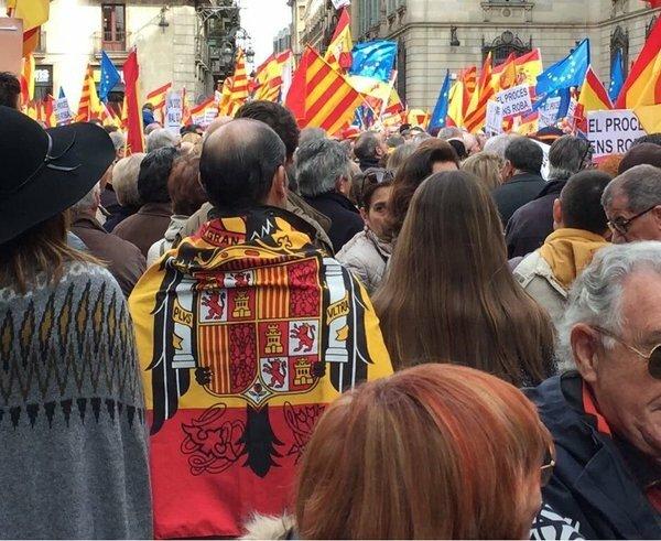 Европейский сепаратизм: Испания начала «сыпаться»