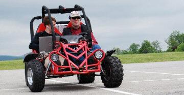 Американці придумали автомобіль для сліпих (фото)