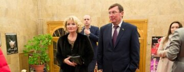 Юрий Луценко, Ирина Луценко