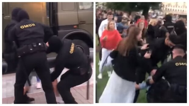 У Білорусі зачистка «майдану», сотні затриманих: «Б'ють і змушують стояти на колінах»