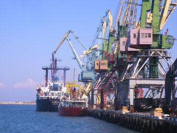 Порт, Севастополь, Крым