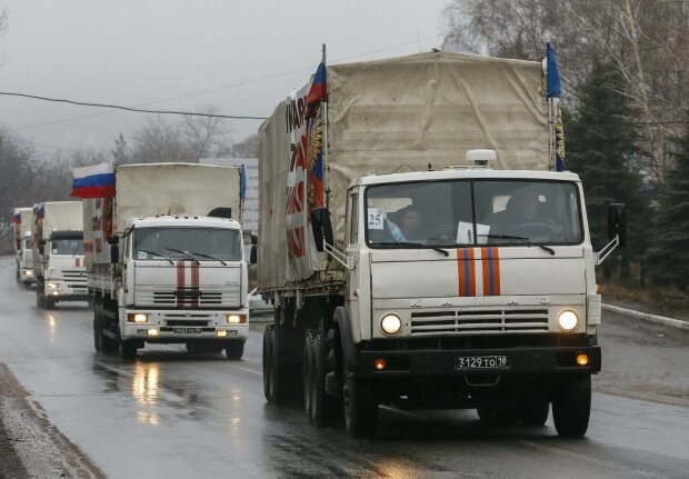 Россия возит на Донбасс просроченные лекарства