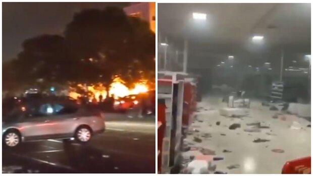 """Поліцейське свавілля в США обернулося погромами, влада благає ввести Нацгвардію: """"Підпалюють будинки, грабують магазини"""""""