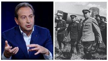 Николай Томенко резко поставил на место фанов путинской России: «Украине не нужны сталинско-путинские мифы»