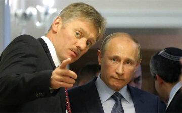 Дмитрий Песков-Владимир Путин