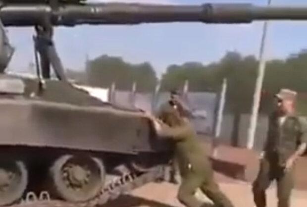 """""""І у цих найбільший ядерний арсенал у світі?"""": артилерійська установка ледь не наробила біди в РФ, кадри"""